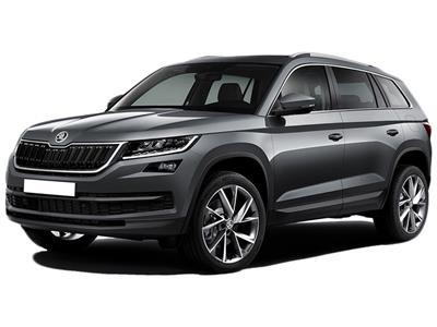 Skoda kodiaq automatique 7 places
