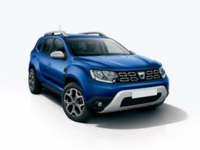 New Dacia Duster Stepway